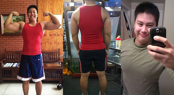 bulking tips for ectomorphs progress photo