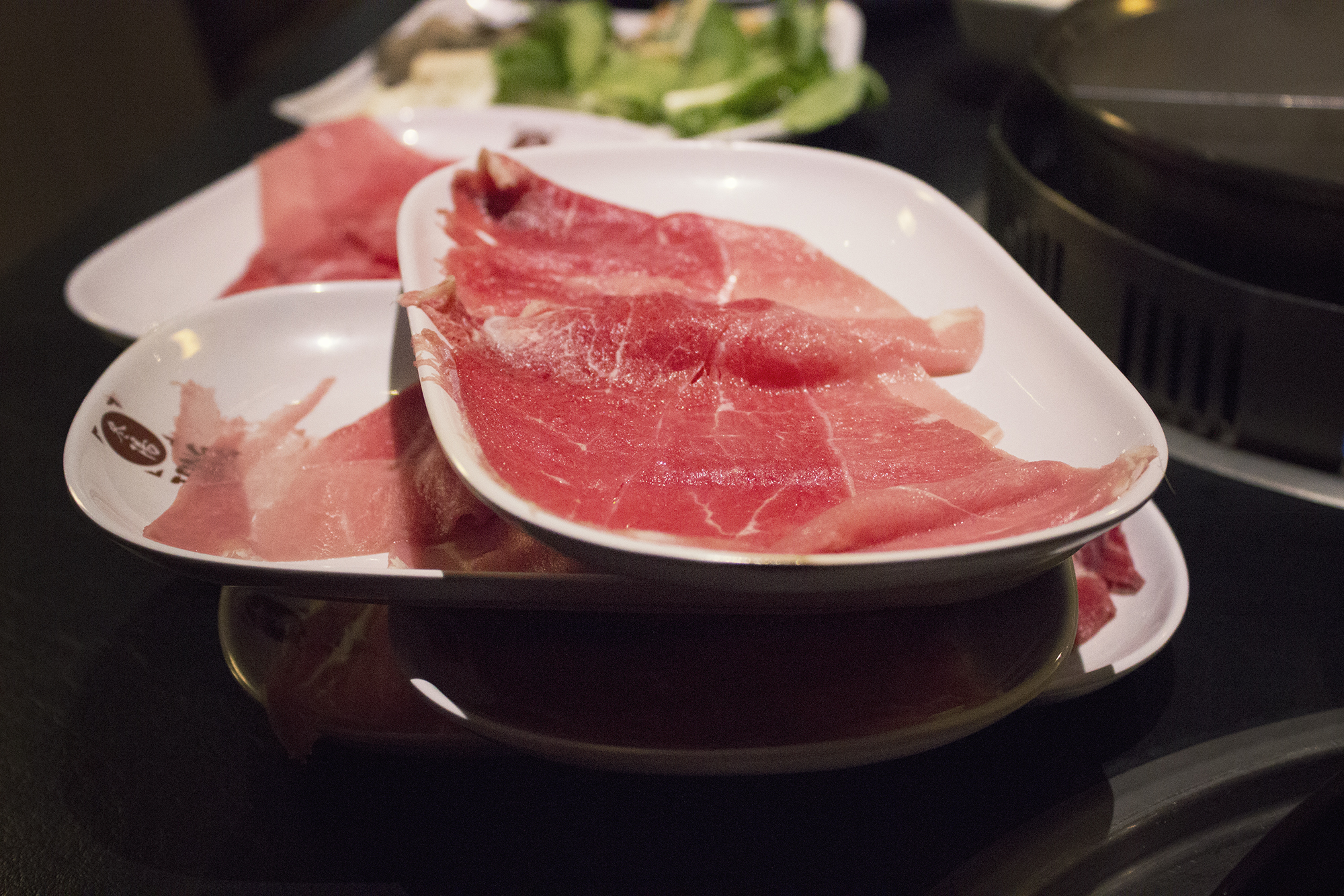 macro-friendly shabu-shabu meat