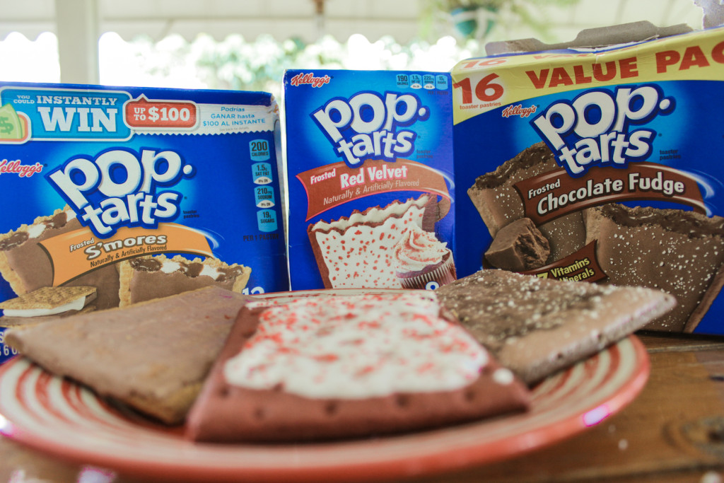 pop tarts photo iifym flexible dieting