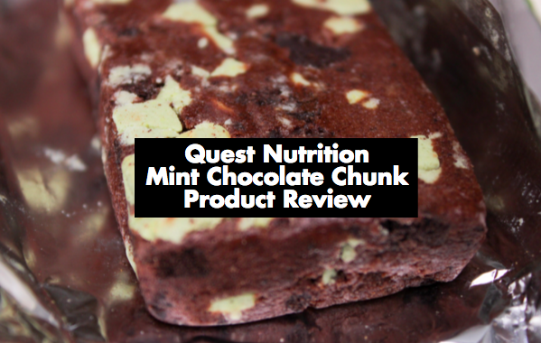 Quest Nutrition Mint Chocolate Chunk photo