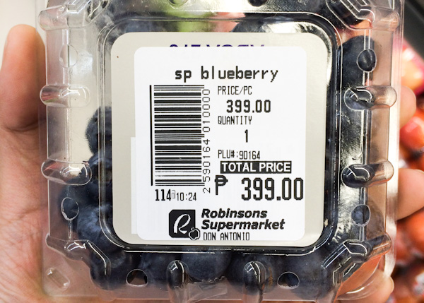 5 Signs That the Universe Doesn't Want You to Start Dieting... Yet blueberries philippines where to buy