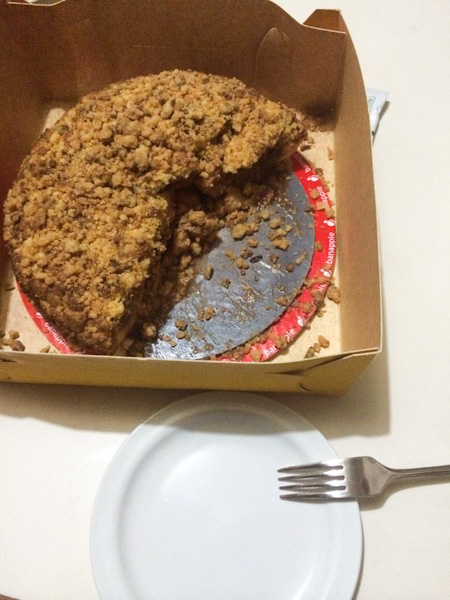 5 Signs That the Universe Doesn't Want You to Start Dieting... Yet cake review philippines