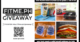 fitme.ph giveaway