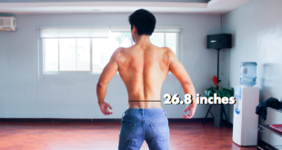 how to get a smaller waist back