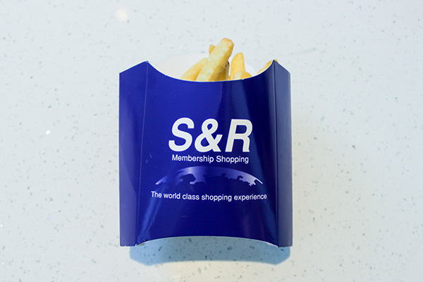 s&r french fries