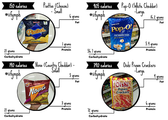 snacks for school and office chips